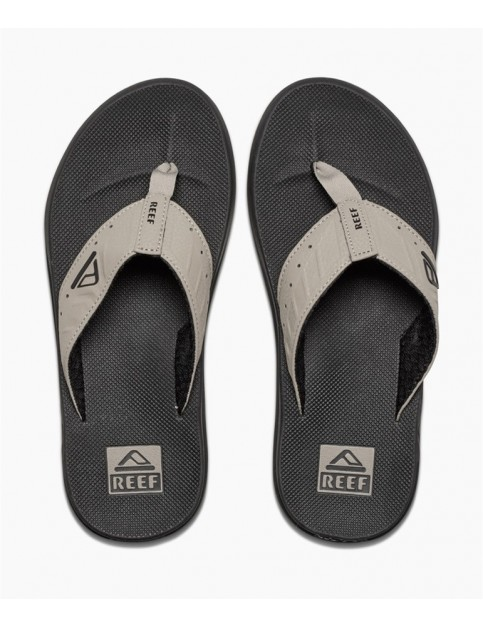 Reef Phantoms Flip Flops in Black/Tan