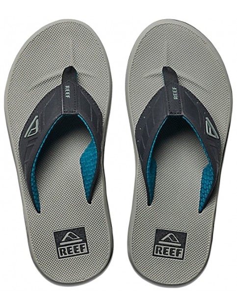 Reef Phantoms Flip Flops in Grey/Black/Green