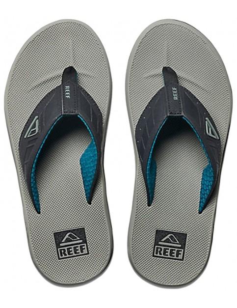 Reef Phantoms Flip Flops in Grey/Black/Green