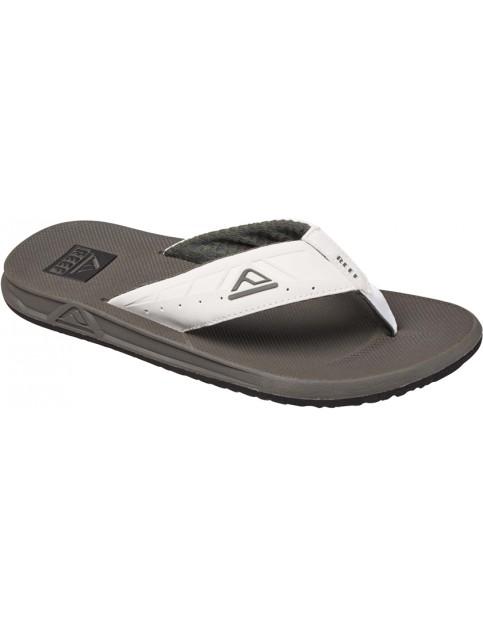 Grey/White Reef Phantoms Sport Sandals