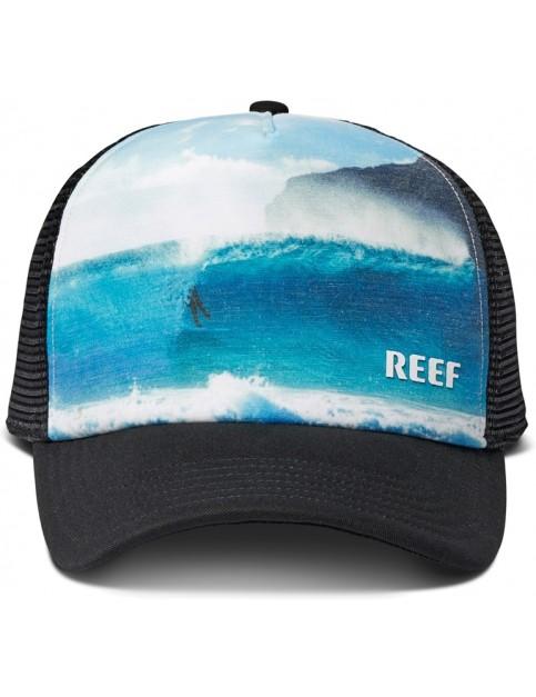 Reef Reef Channel Hat Cap in Black
