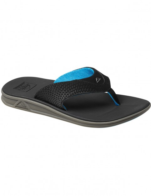 Reef Reef Rover Sports Sandals in Black And Blue