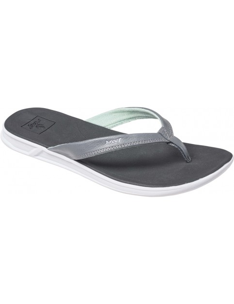 Reef Rover Catch Sports Sandals in Black/Mint