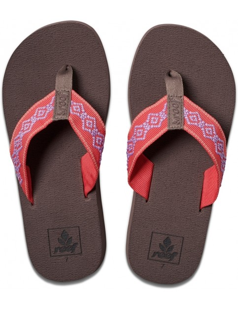 Reef Sandy Flip Flops in Calypso