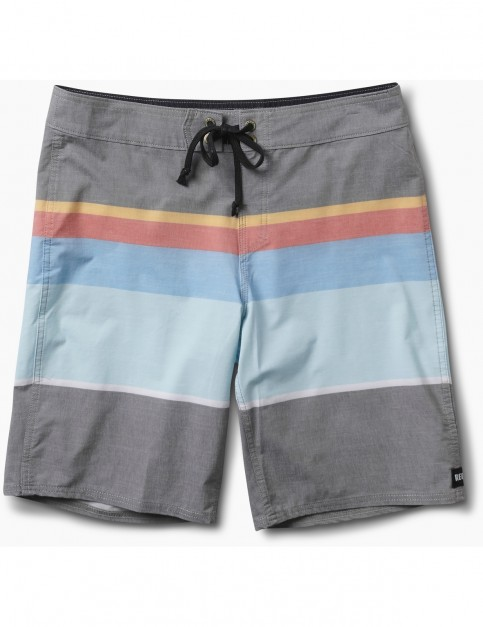 Reef Simple 2 Mid Length Boardshorts in Black