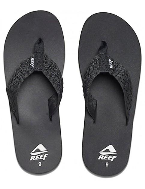 Reef Smoothy Flip Flops in Black