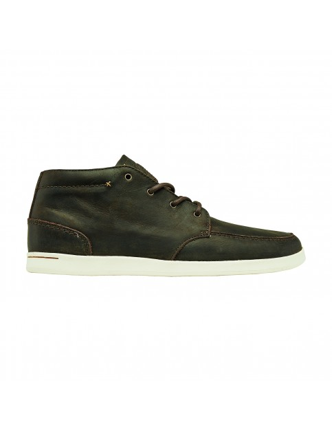 Chocolate Reef Spiniker Mid Nb Fashion Boots
