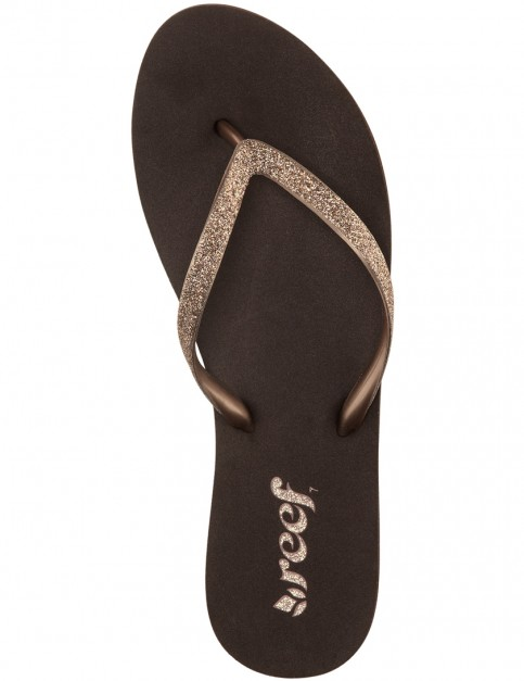 Reef Stargazer Flip Flops in Bronze