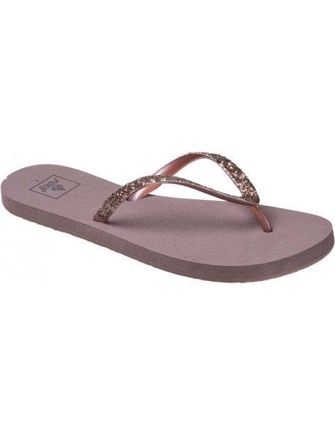 Reef Stargazer Flip Flops in Iron