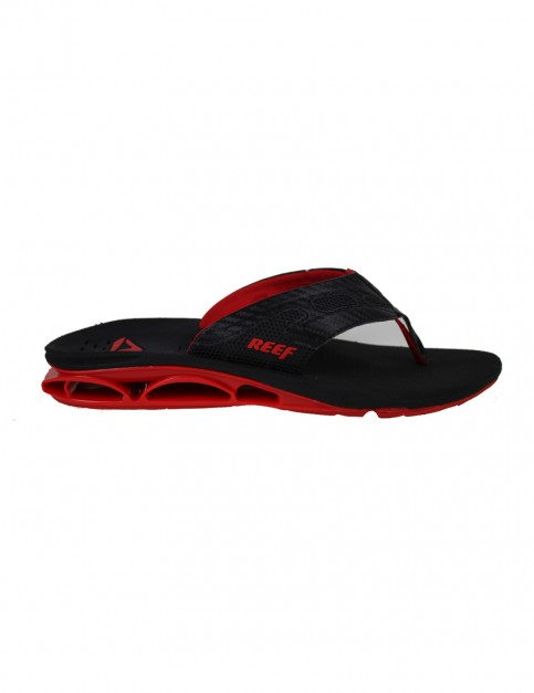 Chili Red Black Reef X-S-1 Sport Sandals