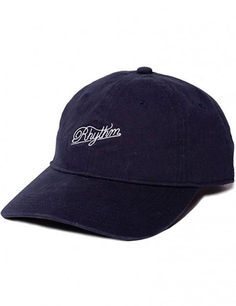 Rhythm Basic Cap in Navy
