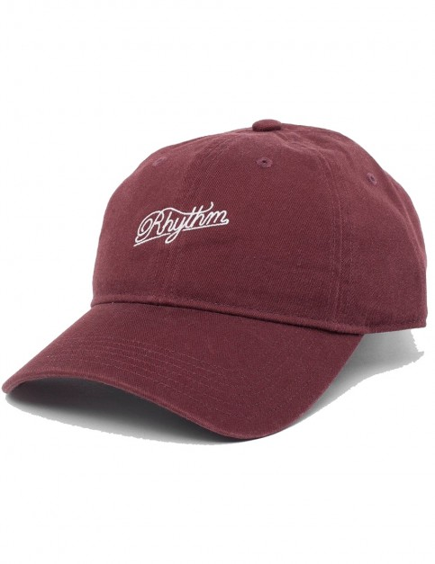 Rhythm Basic Cap in Port