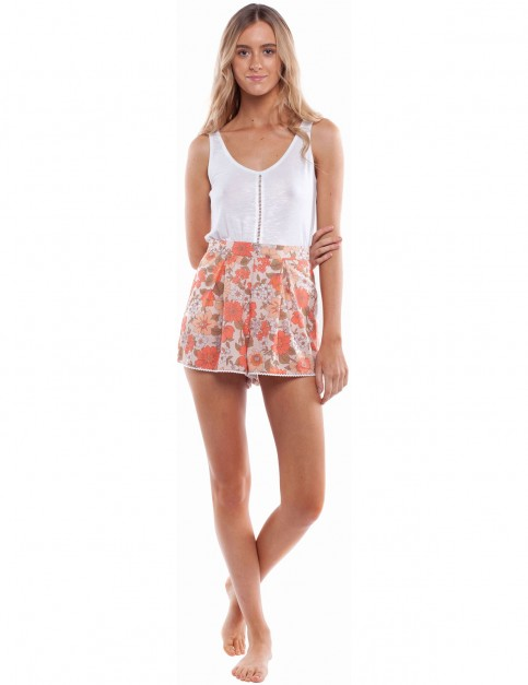 Rhythm Blossom Shorts in Blush