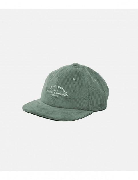 Rhythm Custom Cap in Duck Green