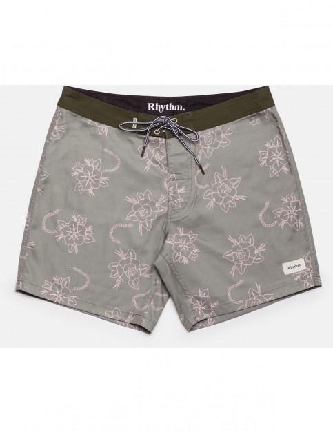 Rhythm Islands Shorts in Olive