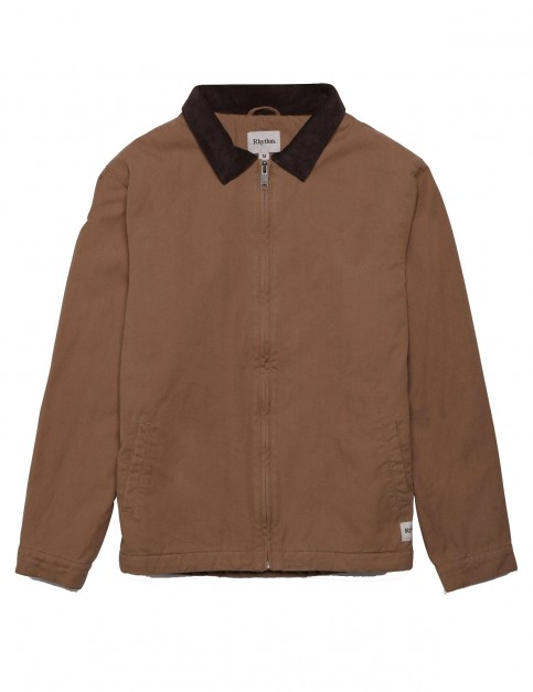 Rhythm James Jacket in Tobacco