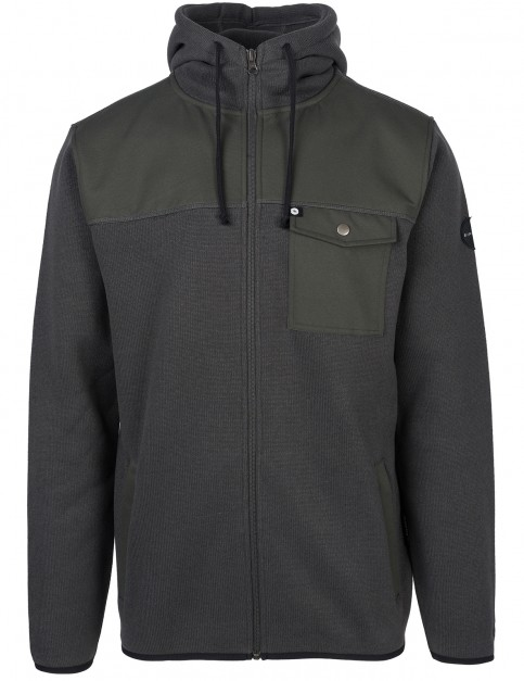 Rip Curl After Surf Anti-Series Polar Jacket in Phantom