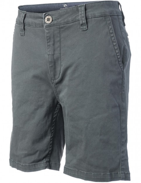 Rip Curl All Day Chino Shorts in Charcoal Grey