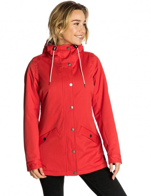 Rip Curl Anti Series Tide Jacket in Red