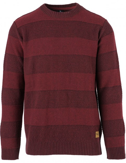 Rip Curl Aston Jumper in Marron