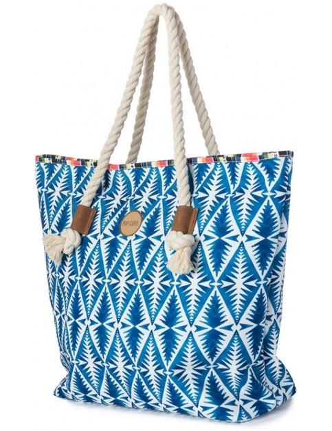 Rip Curl Beach Bazaar Beach Bag in Blue