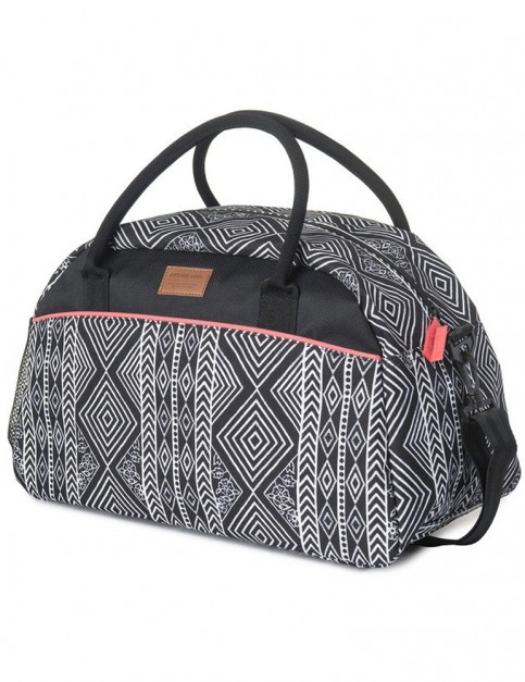 Rip Curl Black Sand Gym Bag Holdall in Black