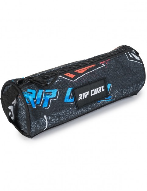 Rip Curl Brush Stokes Pencil Case in Black
