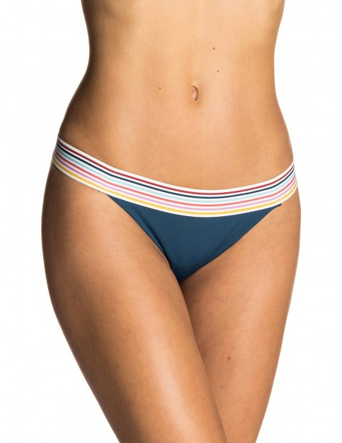 Rip Curl California Cheeky Pant Bikini Bottoms in Sailor Blue
