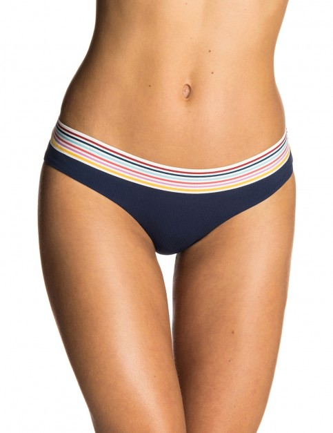 Rip Curl California Good Coverage Bikini Bottoms in Sailor Blue