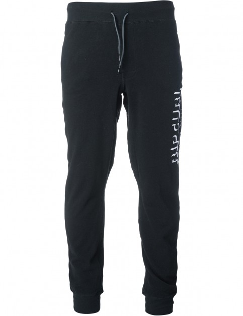 Rip Curl Canap Track Trousers in Black