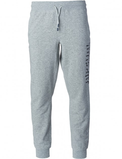 Rip Curl Canap Track Trousers in Cement Marle