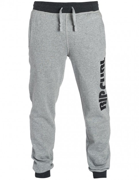 Rip Curl Chill Out Sweat Pants in Beton Marle