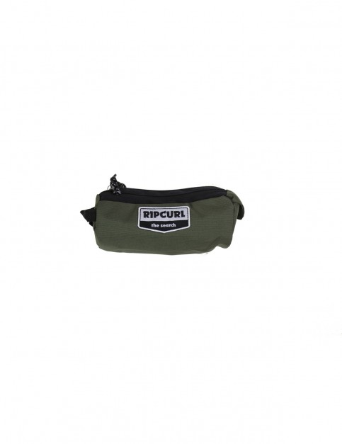 Rip Curl Classic Pencil Case in Forest Green