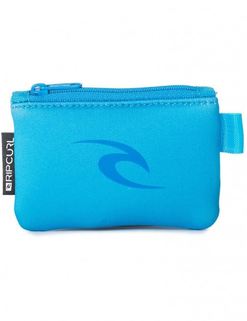 Rip Curl Coin Purse Polyester Wallet in Blue