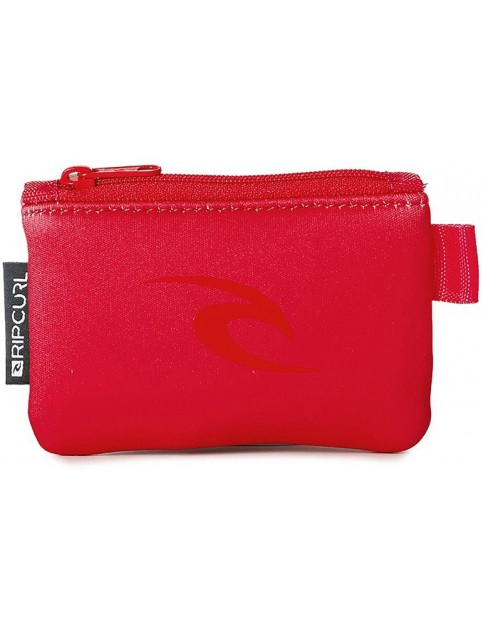 Rip Curl Coin Purse Polyester Wallet in Red