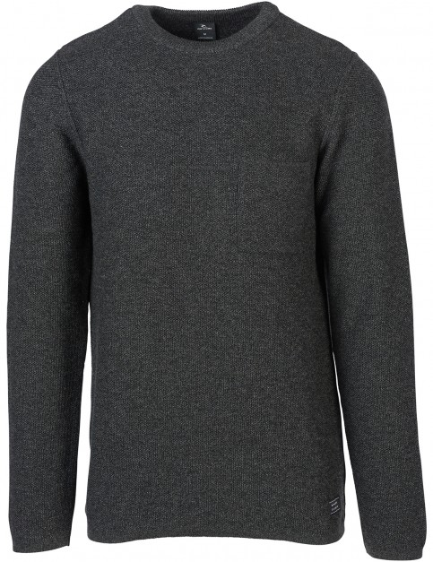 Rip Curl Comecrew Jumper in Black