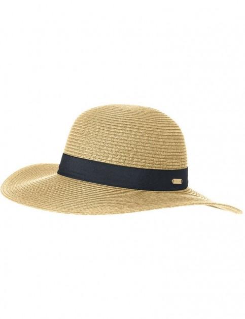 Rip Curl Dakota Short Brim Boho Sun Hat in Natural