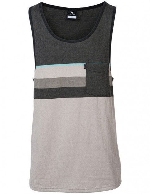 Rip Curl Day N' Night Sleeveless T-Shirt in Black