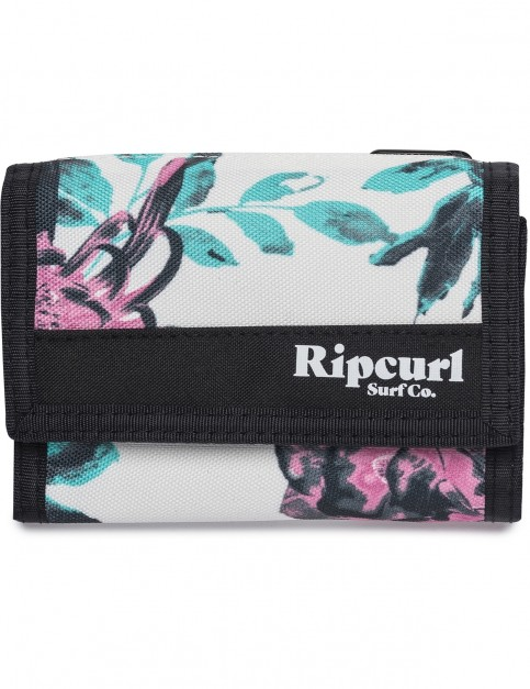 Rip Curl Desert Flower Surf Wallet Polyester Wallet in White