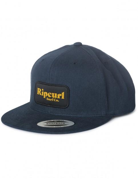 Rip Curl Dingrepair Cap in Mood Indigo