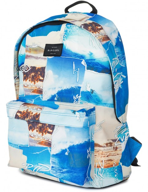 Rip Curl Dome Poster Vibes Backpack in Multico