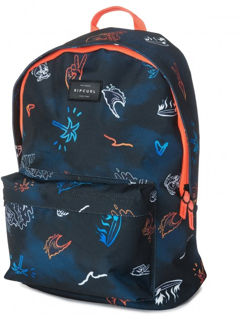 Rip Curl Dome Tropicana Backpack in Navy