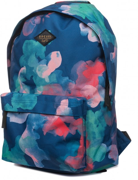 Rip Curl Dome Watercamo Backpack in Blue