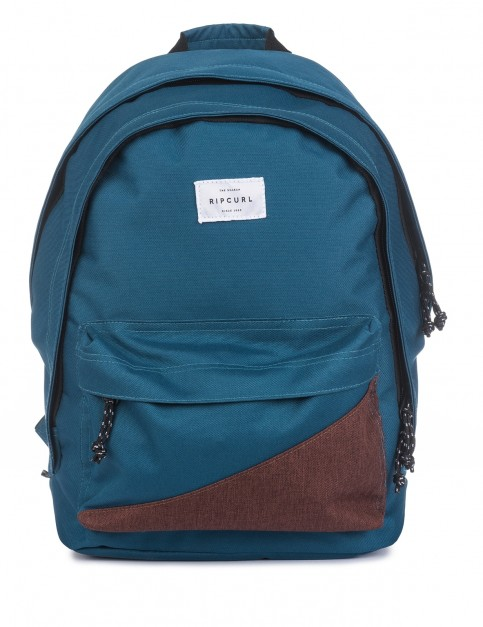 Rip Curl Double Dome Cali Backpack in Navy