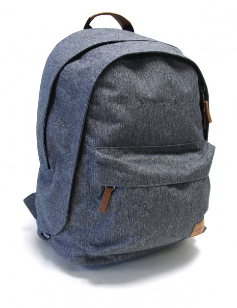 Rip Curl Double Dome Solead Backpack in Charcoal