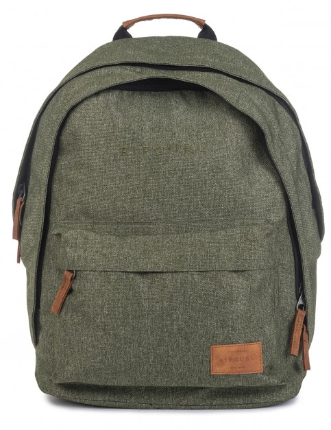 Rip Curl Double Dome Solead Backpack in Forest Green