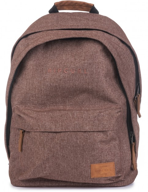 Rip Curl Double Dome Solead Backpack in Sun Rust