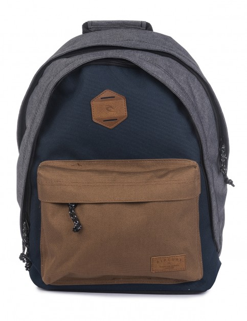 Rip Curl Double Dome Stacka Backpack in Navy