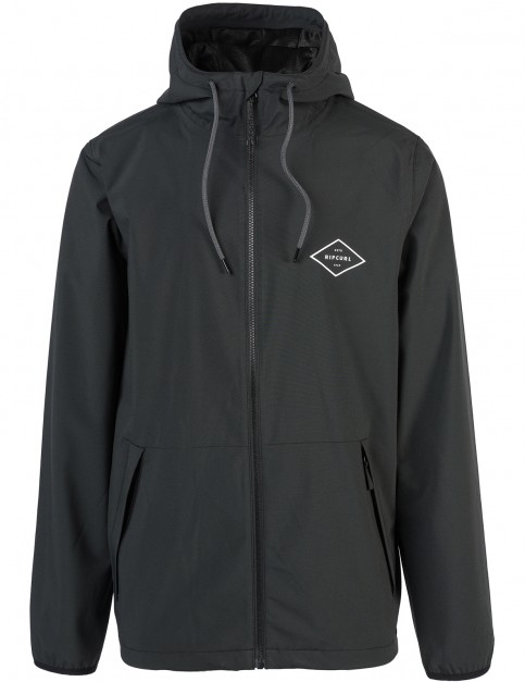 Rip Curl Essential Surfers Anti-Series Jacket in Black