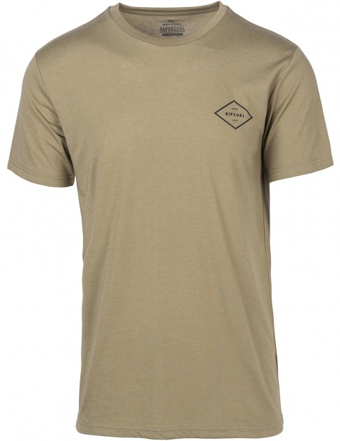 Rip Curl Essential Surfers Short Sleeve T-Shirt in Green